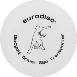 Discgolf Driver standaard wit
