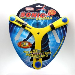 Wicked Booma Sonic Boomerang Geel
